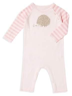 Angel Dear Girls' Hedgehog Romper - Baby