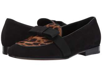 Etro Leopard Loafer Women's Slip on Shoes