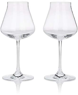 Baccarat Château Crystal Red Wine Glass Set