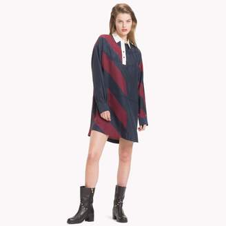 Tommy Hilfiger Tommy Icons Rugby Stripe Dress