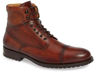 Magnanni Peyton Cap Toe Boot (Men)