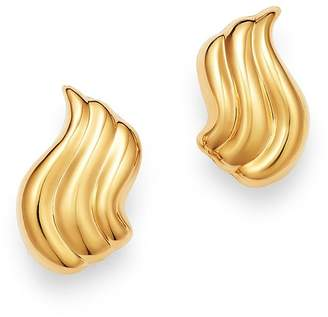 Bloomingdale's Wing Clip-On Earrings in 14K Yellow Gold - 100% Exclusive