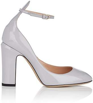 6c79fb7cfcb Valentino Ankle Strap Pump - ShopStyle