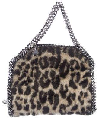 Stella McCartney Faux Fur Falabella Tote