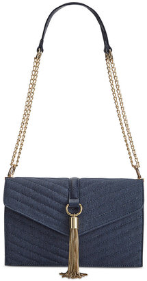 INC International Concepts Yvvon Shoulder Bag, Only at Macy's $99.50 thestylecure.com