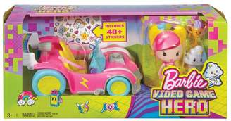 Barbie Video Game Hero Vehicle
