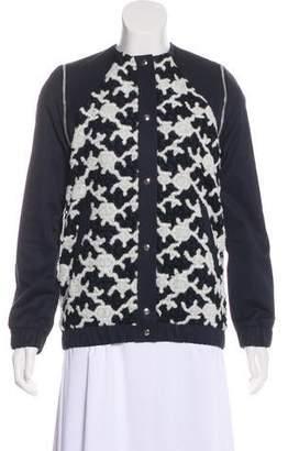 Roseanna Detachable Lace Jacket