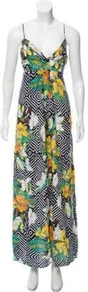Lenny Niemeyer Printed Maxi Dress w/ Tags