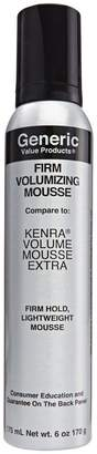 styling/ Generic Value Products Firm Volumizing Mousse Compare to Kenra Extra Volumizing Mousse Spray