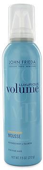 John Frieda Luxurious Volume Bountiful Body Mousse