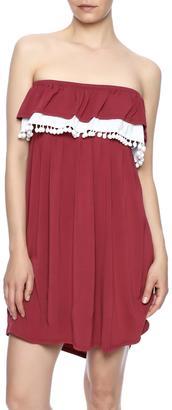 Va Va Pompom Dress $39.99 thestylecure.com
