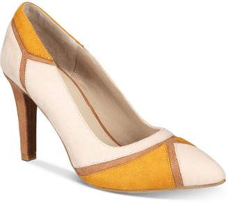 Rialto Morgana Colorblocked Pumps Women's Shoes