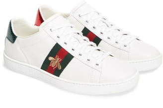 c4f86fb0205 Gucci New Ace Sneaker - ShopStyle