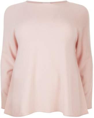Marina Rinaldi Cashmere-Wool Sweater