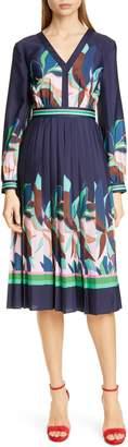 Ted Baker Leonore Supernatural Fit & Flare Dress