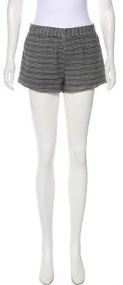 Soft Joie Patterned Mini Shorts w/ Tags