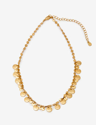 Boden Dainty Disc Necklace
