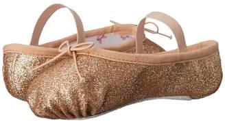 Bloch Glitter Dust Ballet Slipper Girl's Shoes
