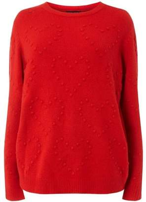 44199134839 Dorothy Perkins Red Knitwear For Women - ShopStyle UK
