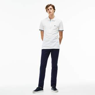 Lacoste Men's Slim Fit Stretch Chino Pants