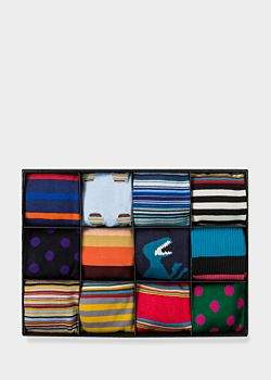 Paul Smith Men's Socks Gift Box 2nd Edition