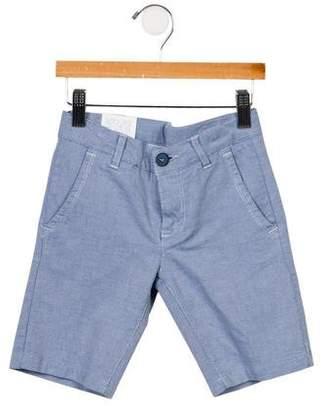 Eddie Pen Boys' Woven Two-Tone Shorts w/ Tags