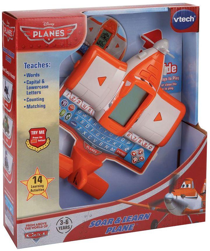 Vtech Disney Planes Dusty Soar & Learn Plane by
