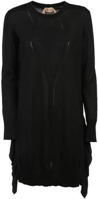 N°21 N.21 Knitted Sweater Dress