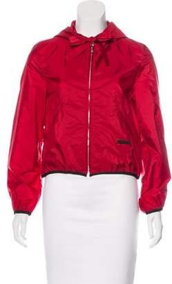 Prada 2017 Water-Resistant Jacket