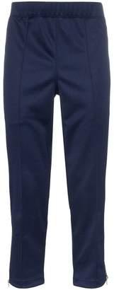 Comme des Garcons striped cropped sweat pants