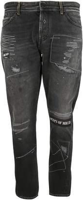 Marcelo Burlon County of Milan Gothic Surfer Jeans