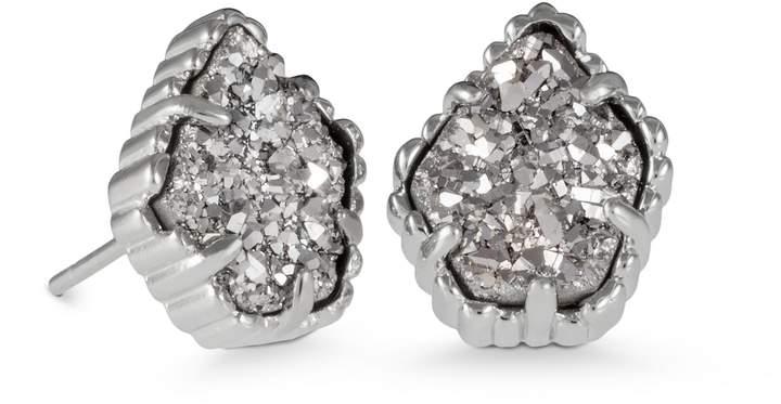 Kendra Scott Tessa Stud Earrings in Silver