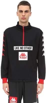 Kappa Authentic Baltuc High Collar Sweatshirt