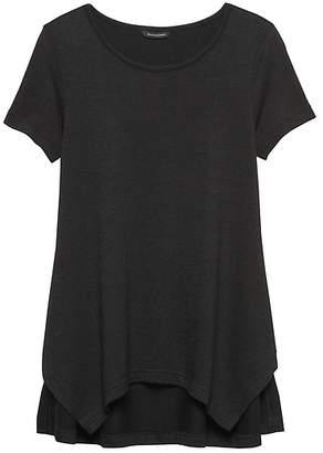 Banana Republic Luxespun Swing T-Shirt