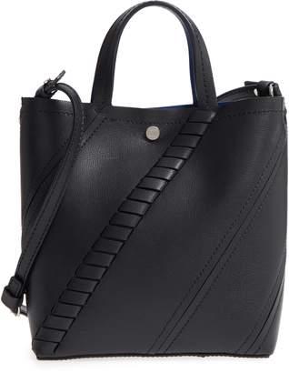 Proenza Schouler Mini Hex Whipstitch Calfskin Leather Tote