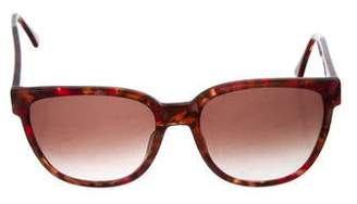 Thierry Lasry Hooky Round Sunglasses
