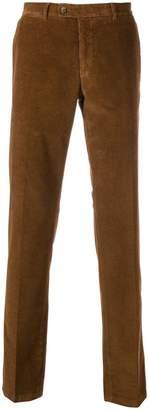Fay straight-leg corduroy trousers