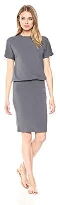 Monrow Women's Drop Shoulder Dress