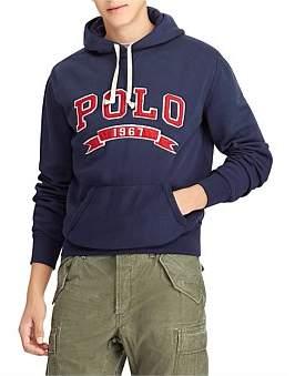 Polo Ralph Lauren Long Sleeve Knit Vintage Fleece