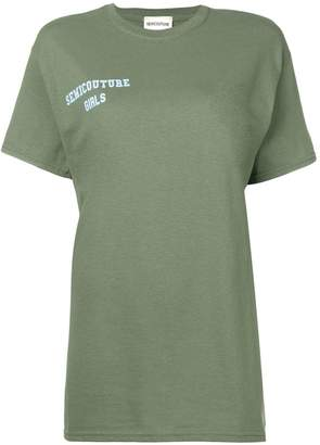 Semi-Couture Semicouture 'Caterina' T-shirt