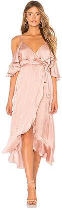 Bardot Bea Wrap Dress