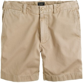 "J.Crew 7"" Short In Garment-Dyed Cotton"