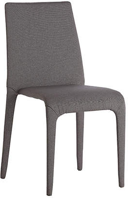 Hygena Otto Pair of Chairs - Charcoal