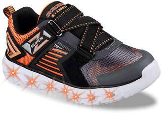 Skechers Hypno Flash Toddler & Youth Light-Up Sneaker - Boy's