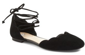 Women's Bp. Sophie Lace-Up Flat $59.95 thestylecure.com