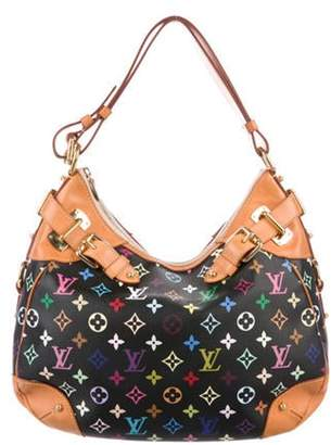 Louis Vuitton Multicolore Greta Bag Black Multicolore Greta Bag
