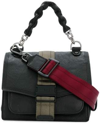 Diesel structured shoulder bag