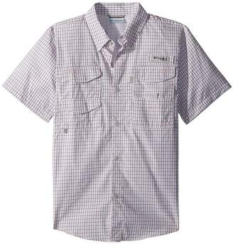 Columbia Kids Super Boneheadtm S/S Shirt Boy's Short Sleeve Button Up