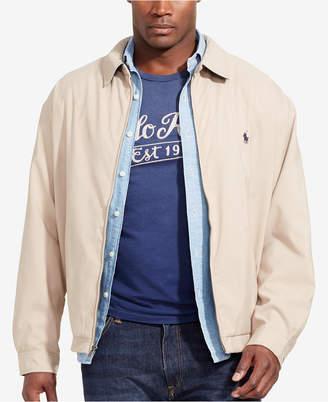 Polo Ralph Lauren Men Big and Tall Jackets, Bi-Swing Windbreaker
