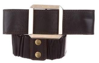 Temperley London Logo Waist Belt